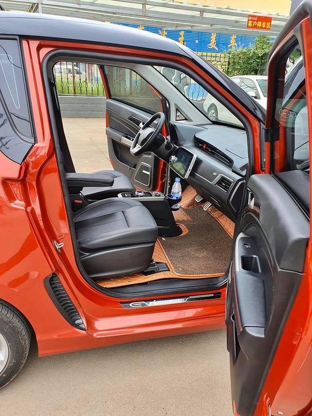 """Xe ô tô chạy bằng điện có giá 75 triệu đồng của Thái đang """"hot"""" nhất MXH - Ảnh 4."""