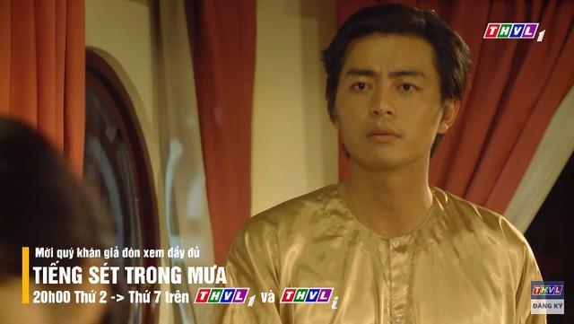 Tiếng sét trong mưa tập 32: Lộ chuyện loạn luân với mẹ kế, Thanh Bình chi tiền bịt miệng em gái - Ảnh 5.