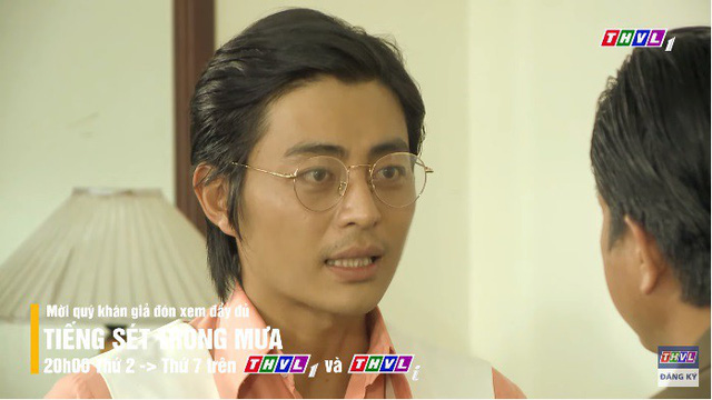 Tiếng sét trong mưa tập 32: Lộ chuyện loạn luân với mẹ kế, Thanh Bình chi tiền bịt miệng em gái - Ảnh 6.