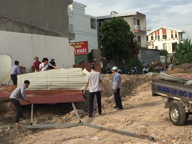 Khi nào tình trạng giang hồ chiếm đất ở Hải An, Hải Phòng chấm dứt? - Ảnh 5.