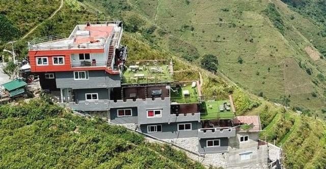 Thông tin mới nhất về việc xử lý tòa nhà 7 tầng trên đỉnh đèo Mã Pí Lèng - Ảnh 4.