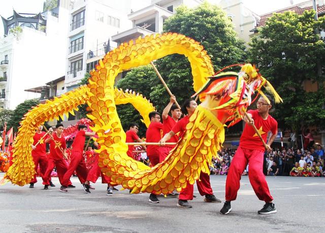 Hà Nội, 65 năm một chặng đường hào hùng - Ảnh 1.