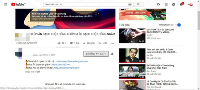 Truy thu thuế 1,5 tỷ đồng đối với chủ kênh Youtube thu nhập 19 tỷ đồng trong 3 năm bằng căn cứ pháp lý nào? - Ảnh 1.