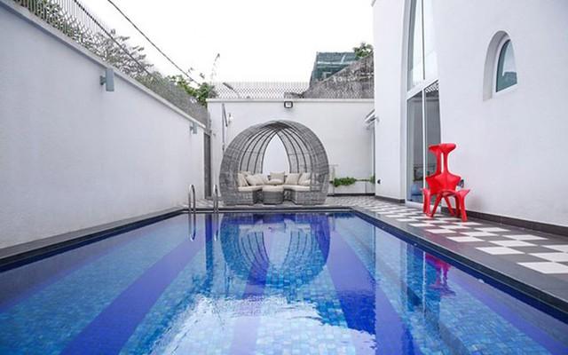 Biệt thự xa hoa của Giáng My, nhìn bể cá Koi trong phòng tắm rộng bằng căn hộ nhà người khác là đủ ngất ngây - Ảnh 11.