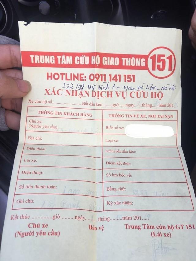 """Nghi vấn có liên minh """"chặt chém"""" giá cẩu xe vi phạm giao thông ở Hà Nội? - Ảnh 3."""