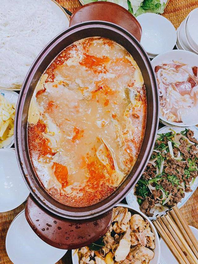 Kín tiếng lấy chồng đại gia, người đẹp Phan Thị Lý bỗng gây bất ngờ vì mâm cơm tuyệt đẹp - Ảnh 14.