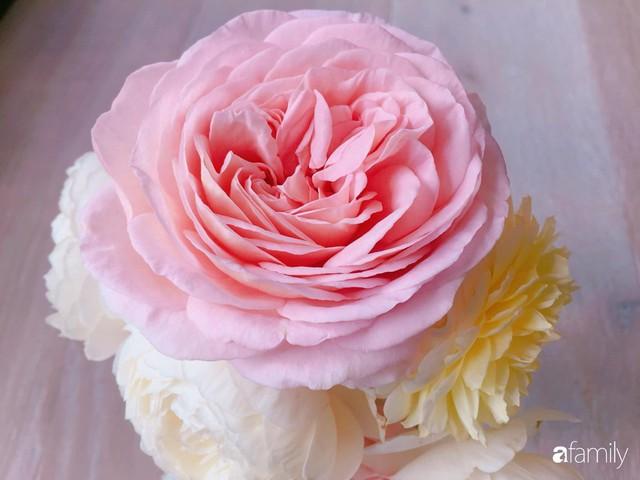 Mẹ Việt dồn hết tâm huyết để biến góc nhỏ trong vườn trở thành khu vườn hồng đẹp ngọt ngào - Ảnh 14.