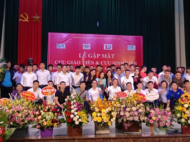Ân tình 10 năm ngày thành lập trường Cao đẳng nghề Công nghệ cao Hà Nội - Ảnh 4.