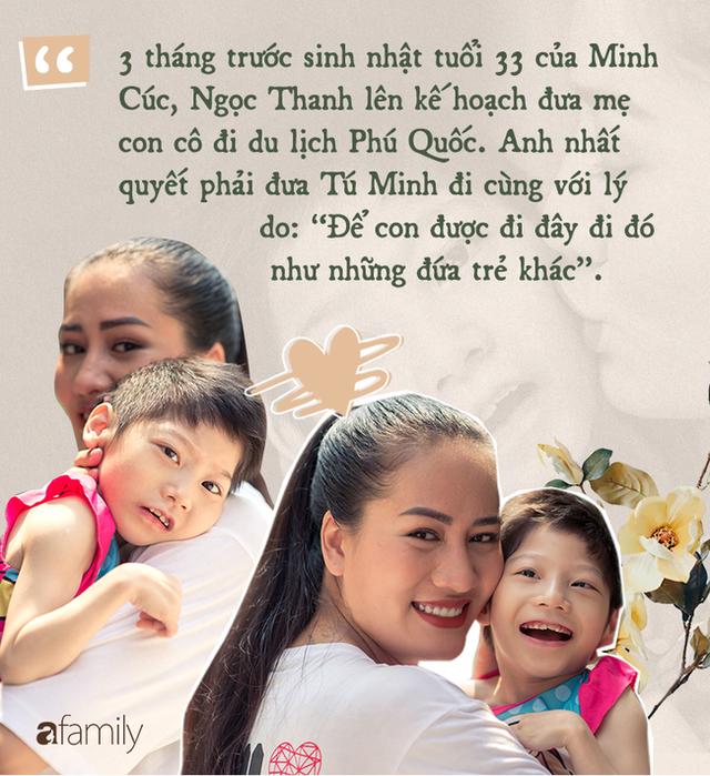 Minh Cúc Về nhà đi con kể về bạn trai từng nghĩ chỉ yêu chơi: Anh ấy muốn làm bố, nhưng tôi không thể sinh con - Ảnh 5.