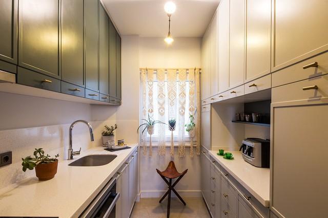 Căn hộ tầng cao có nội thất đơn giản nhưng đẹp không tì vết - Ảnh 6.