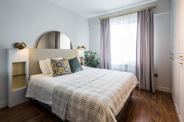Căn hộ tầng cao có nội thất đơn giản nhưng đẹp không tì vết - Ảnh 7.
