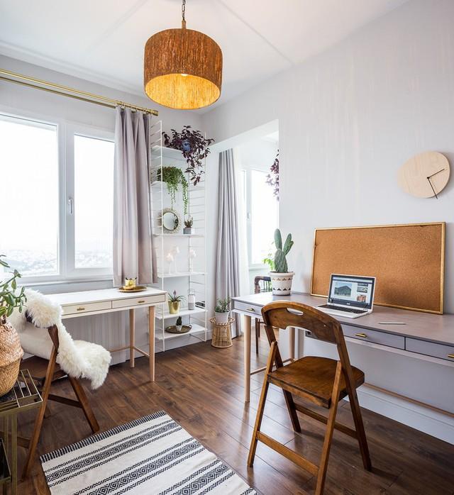 Căn hộ tầng cao có nội thất đơn giản nhưng đẹp không tì vết - Ảnh 10.