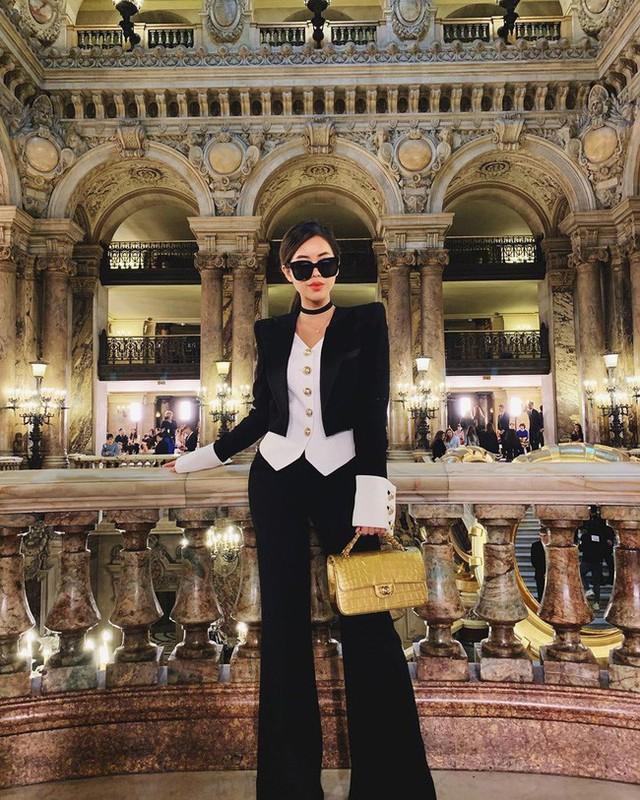 Bất ngờ nhan sắc của Rich Kid đình đám vừa lọt top street style đẹp nhất Paris Fashion Week - Ảnh 2.