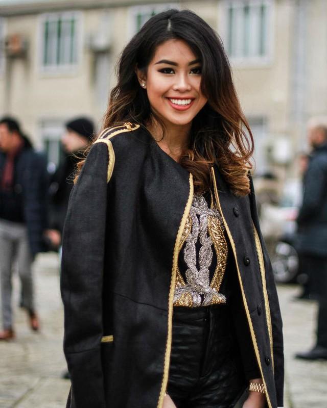 Bất ngờ nhan sắc của Rich Kid đình đám vừa lọt top street style đẹp nhất Paris Fashion Week - Ảnh 12.