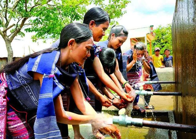 Rửa tay với xà phòng - cùng hành động vì sức khỏe Việt Nam - Ảnh 2.