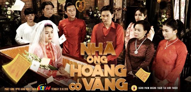 """Phim mới """"Nhà ông Hoàng có vàng"""" lên sóng SCTV14 lúc 19h45 hàng ngày - Ảnh 1."""
