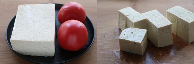 Chỉ thêm chút công sức, món đậu hũ xốt cà chua sẽ có hương vị hoàn toàn mới - Ảnh 1.