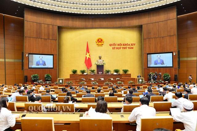 Kỳ họp thứ 8, Quốc hội khóa XIV: Nhiều quy định về môi trường, thiên tai, xây dựng sẽ được điều chỉnh - Ảnh 1.