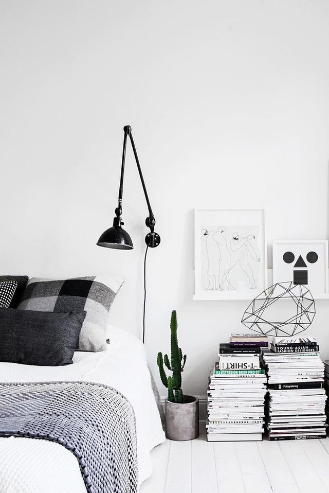 14 ý tưởng trang trí cho giá sách của bạn nổi bần bật trong không gian nhà ở - Ảnh 2.