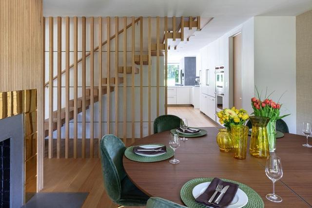 Nâng tầm đẳng cấp không gian sống với lựa chọn tường ốp gỗ - Ảnh 11.