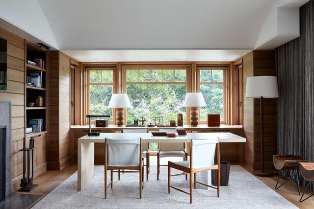 Nâng tầm đẳng cấp không gian sống với lựa chọn tường ốp gỗ - Ảnh 13.