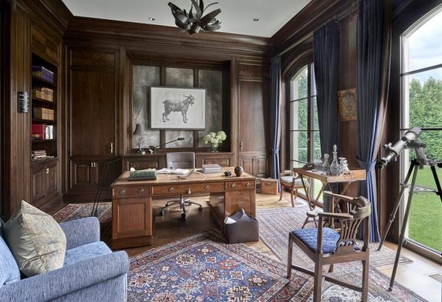 Nâng tầm đẳng cấp không gian sống với lựa chọn tường ốp gỗ - Ảnh 15.
