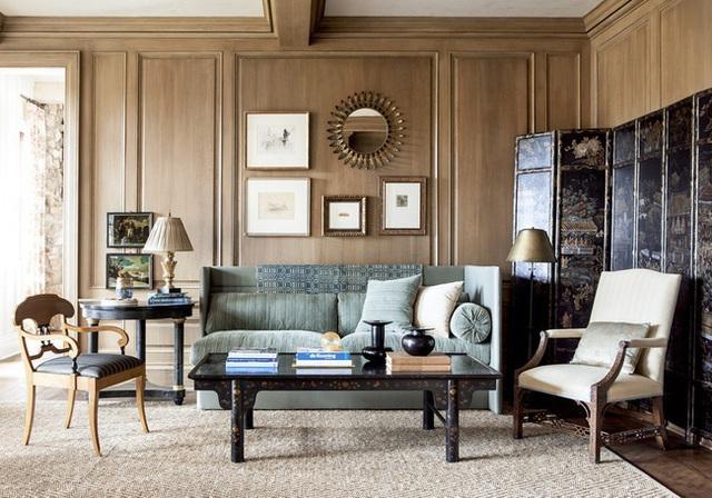 Nâng tầm đẳng cấp không gian sống với lựa chọn tường ốp gỗ - Ảnh 19.