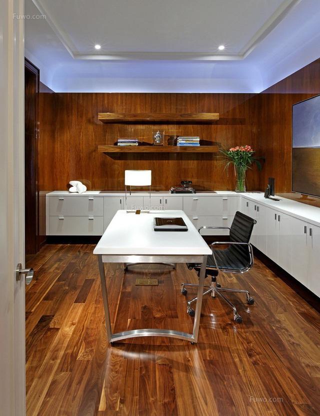 Nâng tầm đẳng cấp không gian sống với lựa chọn tường ốp gỗ - Ảnh 21.