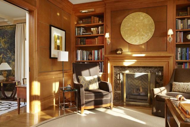 Nâng tầm đẳng cấp không gian sống với lựa chọn tường ốp gỗ - Ảnh 6.