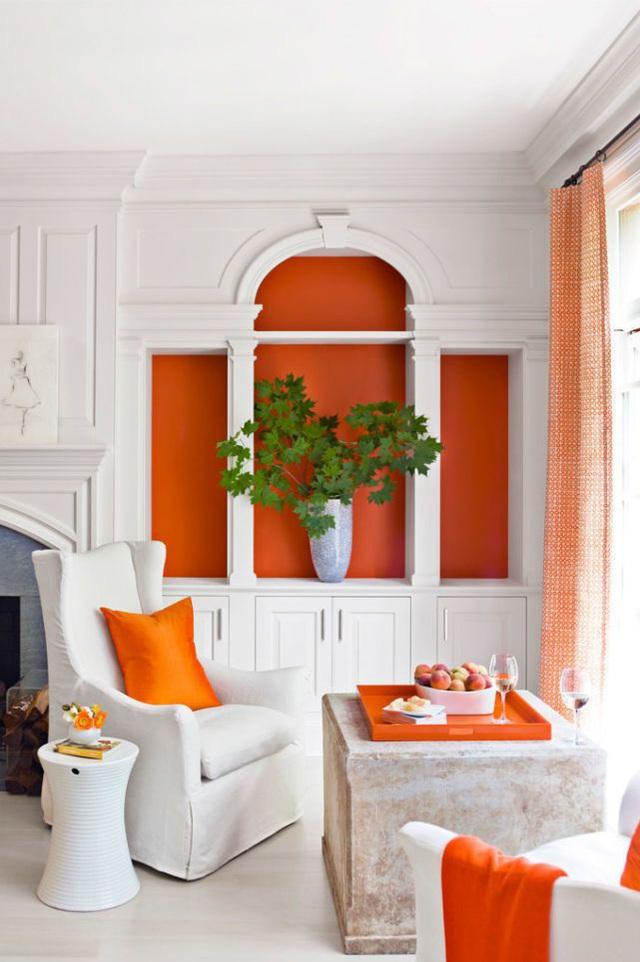 14 ý tưởng trang trí cho giá sách của bạn nổi bần bật trong không gian nhà ở - Ảnh 7.