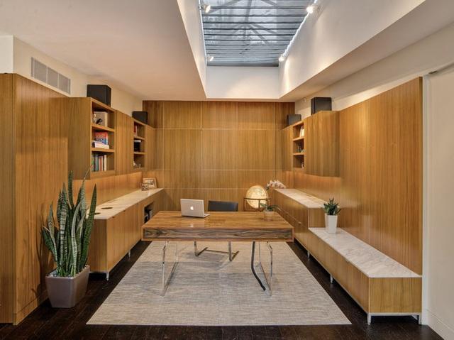 Nâng tầm đẳng cấp không gian sống với lựa chọn tường ốp gỗ - Ảnh 9.