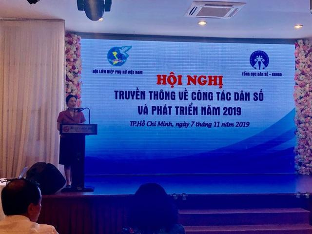 Hội nghị truyền thông về công tác dân số và phát triển năm 2019 - Ảnh 1.