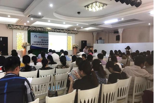 Hội nghị chuyên đề công tác dân số và triển khai Quyết định số 718/QĐ-BYT của Bộ Y tế - Ảnh 1.