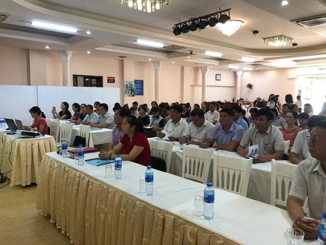 Hội nghị chuyên đề công tác dân số và triển khai Quyết định số 718/QĐ-BYT của Bộ Y tế - Ảnh 5.