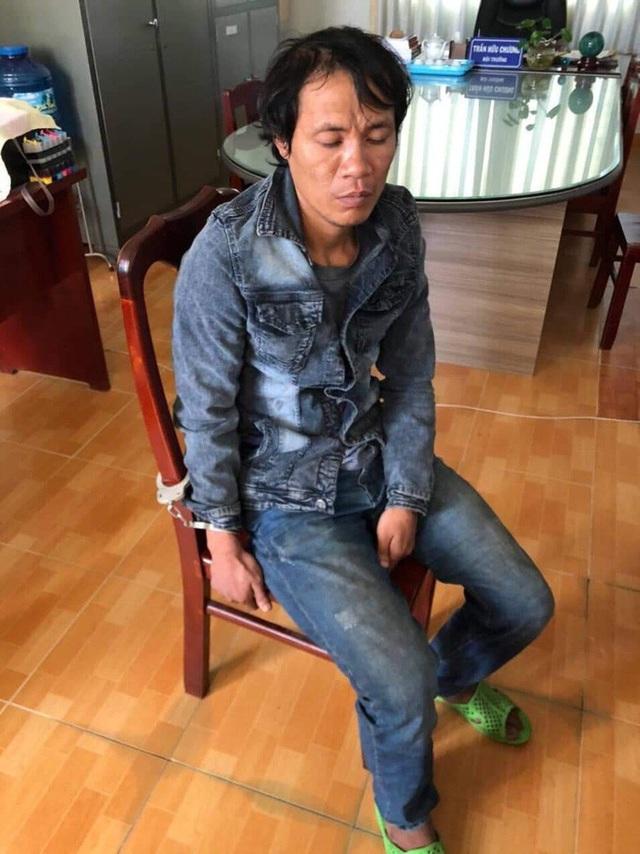 Bắt được nghi can cướp, hiếp bé gái 8 tuổi bán vé số ở Phú Quốc - Ảnh 1.