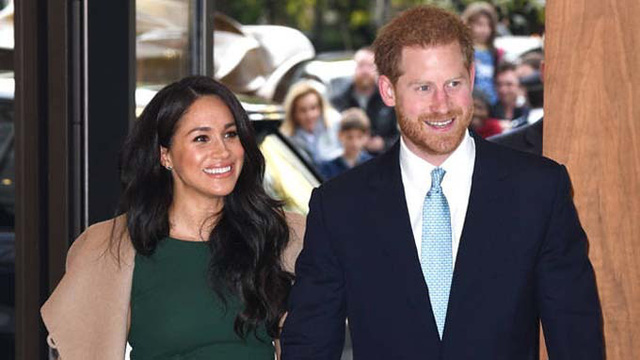 Vợ chồng Harry - Meghan không đón Giáng sinh với hoàng gia - Ảnh 1.