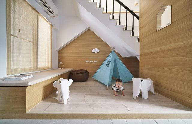 Vợ chồng trẻ sử dụng hệ thống nội thất thông minh, kết nối cảm biến giúp căn hộ trở nên khoa học hơn - Ảnh 5.