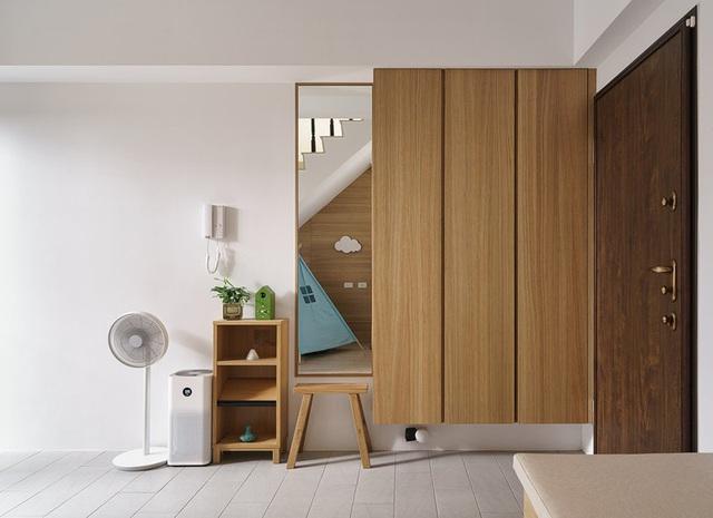 Vợ chồng trẻ sử dụng hệ thống nội thất thông minh, kết nối cảm biến giúp căn hộ trở nên khoa học hơn - Ảnh 6.