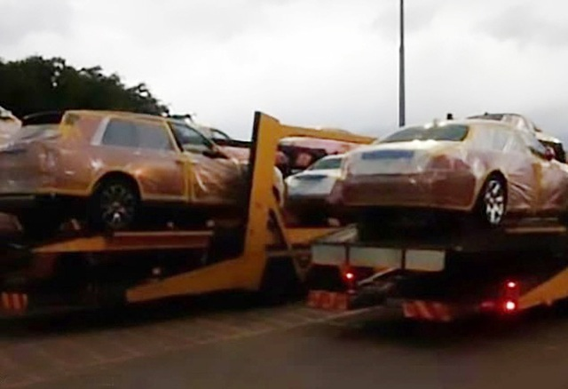Vua châu Phi chi 17 triệu USD mua xe cho 14 vợ - Ảnh 1.