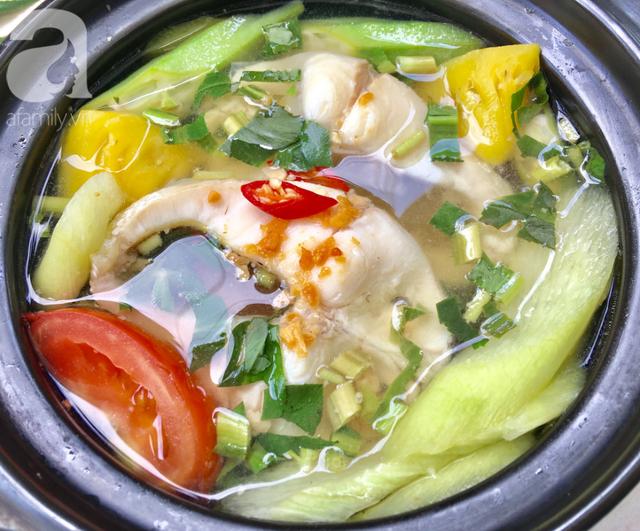 Cách nấu canh chua cá chuẩn vị miền Nam thơm ngon hết cỡ - Ảnh 4.