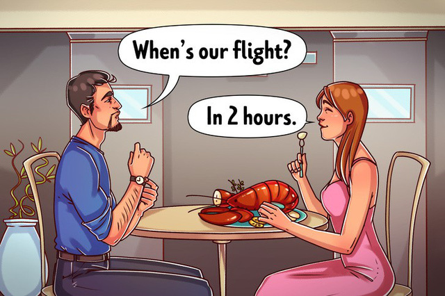Khi đi máy bay, hành khách cần lưu ý những điều này - Ảnh 10.