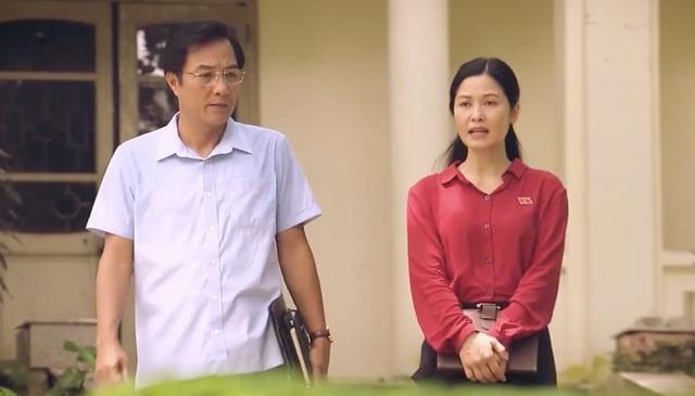 Sinh tử tập 8: Vợ Tỵ đã nhận tiền chạy tội của Hoàng nhưng vẫn lật mặt tại tòa xét xử chồng - Ảnh 4.