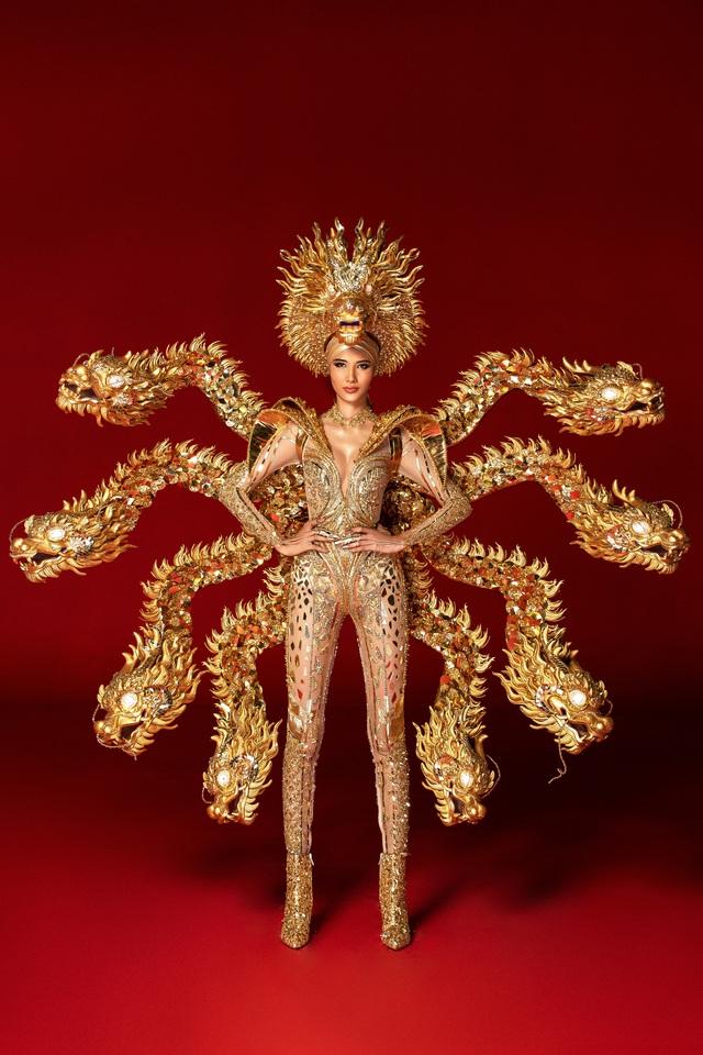Khả năng cao Hoàng Thùy sẽ đem Café phin sữa đá  đến Miss Universe 2019 - Ảnh 5.