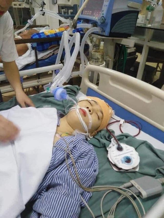 Xót xa nữ sinh xinh đẹp bị tai nạn giao thông không tiền chạy chữa - Ảnh 2.