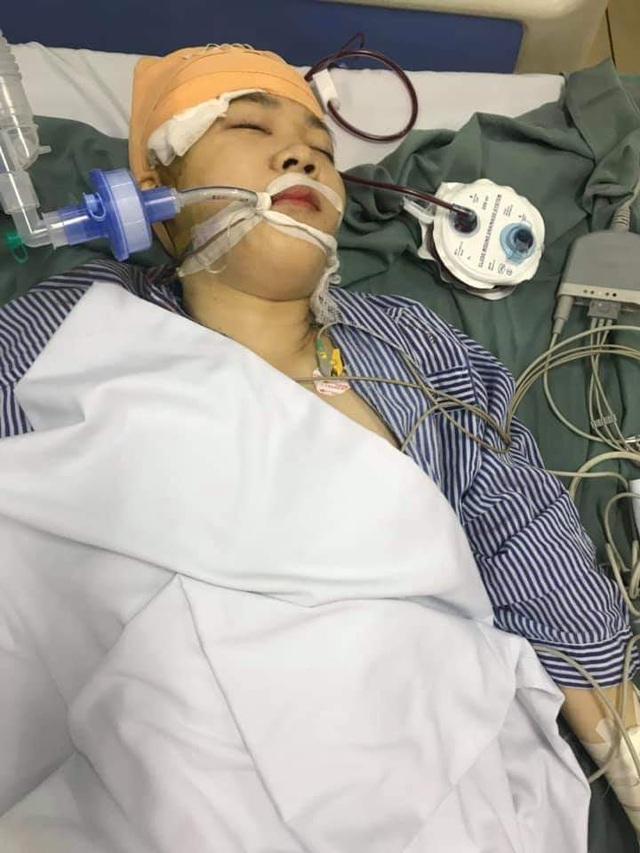 Xót xa nữ sinh xinh đẹp bị tai nạn giao thông không tiền chạy chữa - Ảnh 6.