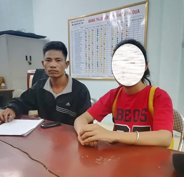 Tìm thấy nữ sinh lớp 11 mất tích ở huyện Thanh Oai tại tỉnh Vĩnh Phúc - Ảnh 1.