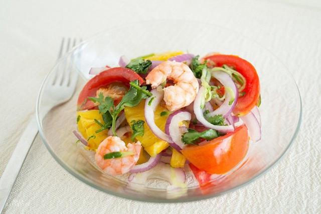 Bữa cơm chiều nhiều rau xanh giải ngán, ăn hết cơm vẫn không chán  - Ảnh 4.