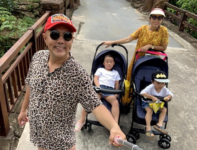 Gia đình hạnh phúc của nghệ sĩ Quốc Thuận - Ảnh 6.
