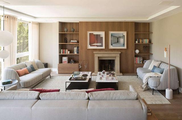 Bài trí đơn giản nhưng căn hộ này xứng đáng cho người thời thượng trong cuộc sống hiện đại - Ảnh 2.