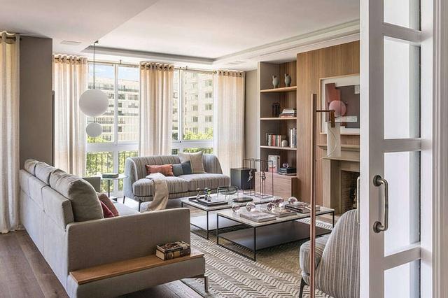 Bài trí đơn giản nhưng căn hộ này xứng đáng cho người thời thượng trong cuộc sống hiện đại - Ảnh 3.